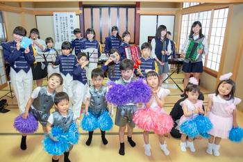 支部鼓笛隊練習|平成30年(2018年)5月6日(日)