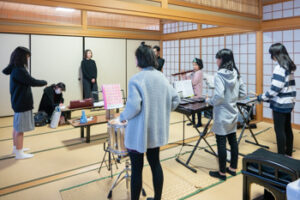 鼓笛隊練習 平成31年(2019年)1月27日