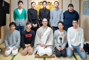 青年部座談会|平成31年(2019年)2月17日