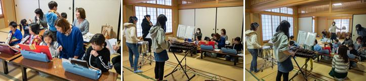 鼓笛隊練習 平成31年(2019年)3月24日
