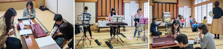 鼓笛隊練習|平成31年(2019年)4月7日・21日