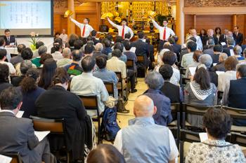 第53回久遠寺支部総会 令和元年(2019年)5月5日