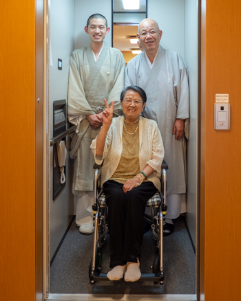 エレベーター完成|令和元年(2019年)6月2日