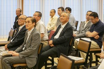 壮年部座談会|令和元年(2019年)6月22日
