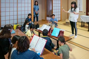 支部鼓笛隊練習|令和元年(2019年)7月7日