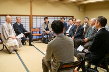 壮年部座談会|令和元年(2019年)12月14日
